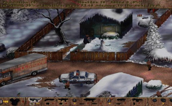 Postal Screenshot